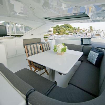 Intermarine Savannah 105 - Custom Hard Top