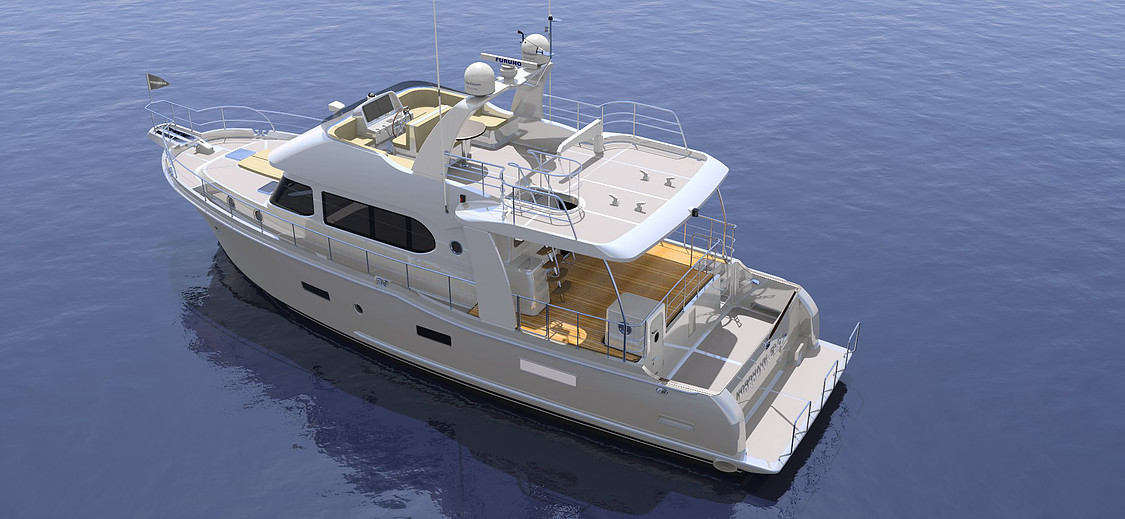 59CP - Nordhavn Yachts
