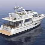 55RP - Grand Banks Yachts
