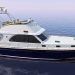50SX Eastbay - Grand Banks Yachts